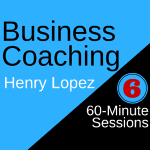 6 1-Hour Coaching Sessions