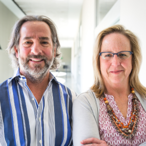 Drs. Todd and Kim Saxton