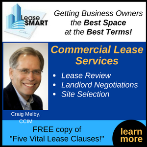 Get help with your Commercial Lease...