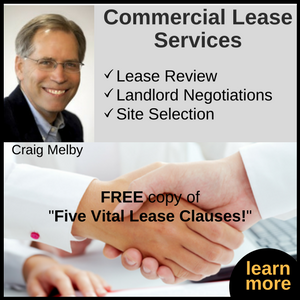 Commercial Lease Services