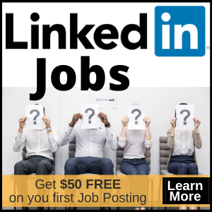LinkedIn Jobs for Small Business