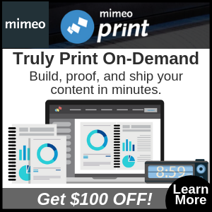 Mimeo Print for Small Business