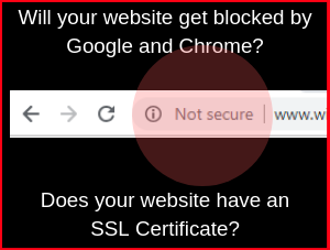 Will your website get blocked by Google and Chrome?