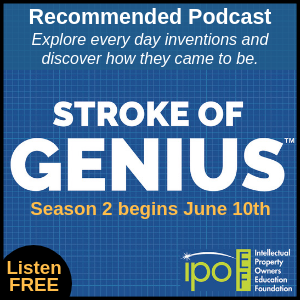 Stroke of Genius Podcast